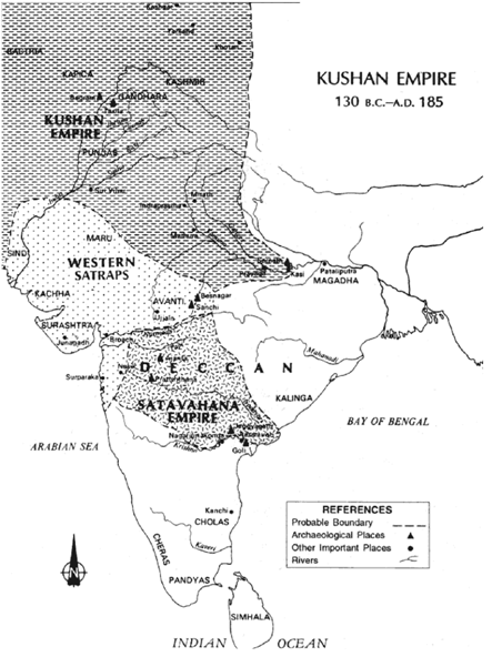 military system of mauryan