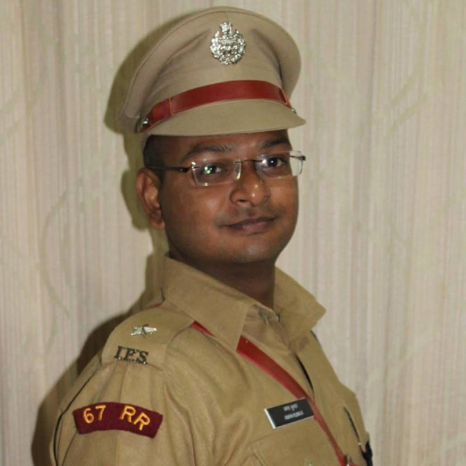 Interview : Aman Kumar, IPS