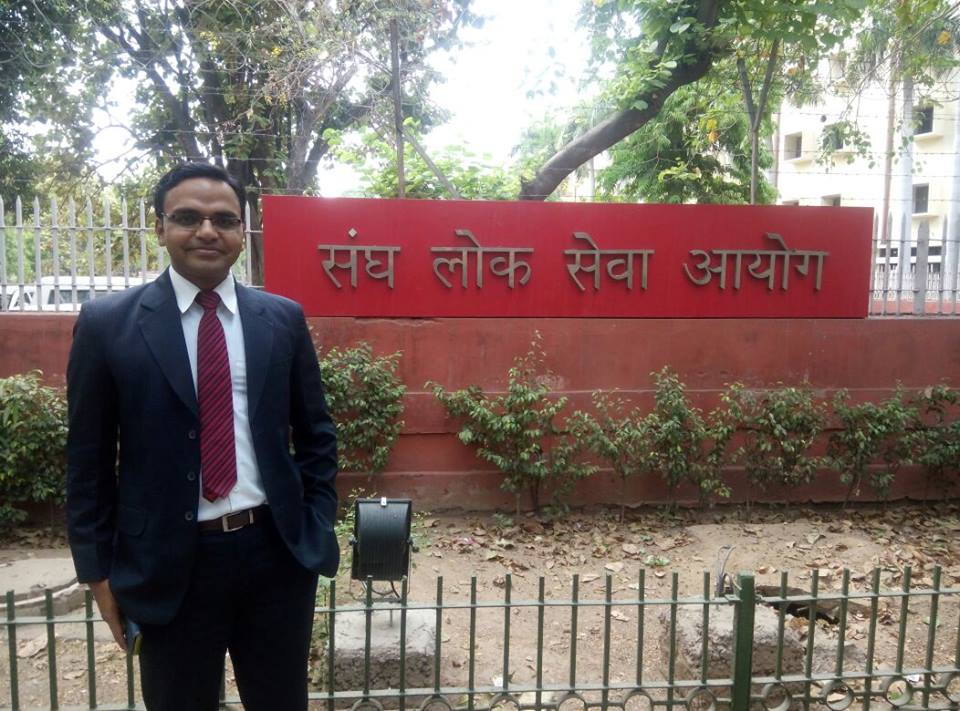 IAS Topper's Interview: Dr.Ravindra Goswami Rank 152