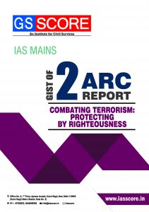 Study material for 2nd arc report combating terrorism